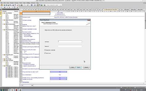 Sage Corporation Tax Software Demonstration