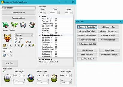 Psse Pokemon Editor Save Shuffle Usage Exported