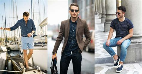 fashion pria  keren  perlu  coba