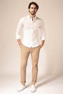 lepantalon pantalon chino beige homme en vente sur le With charming quelle couleur avec le bleu marine 16 homme quelles chaussures porter avec un jean