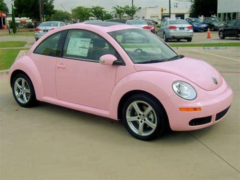 pink volkswagen beetle pink volkswagen beetle pink rosa pinterest