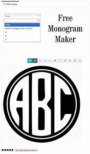 free monogram maker customize online all designs 100 With free monogram maker