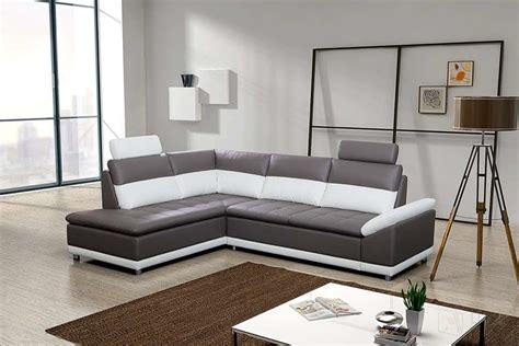 canapé lit cuir center canapé d 39 angle convertible cuir center canapé idées de