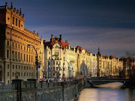 Prague Capital And Popular City Of Czech Republic Travel