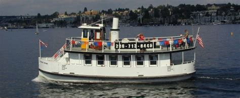 Seattle Evening Boat Tours seattle ferry service m v fremont avenue