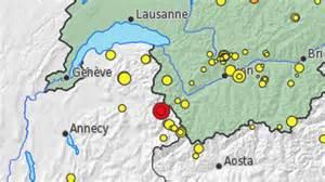 tremblement de terre dans la vall 233 e de chamonix france 3