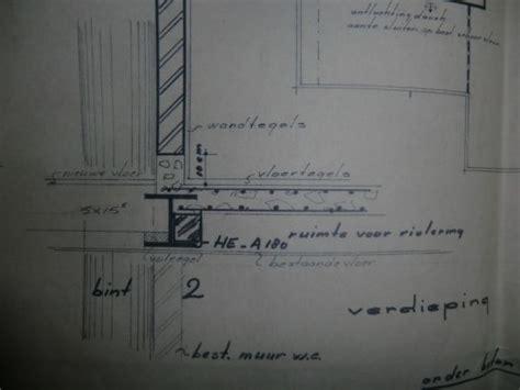 badkamer tegels eruit halen afvoer douche putje eruit halen en vervangen