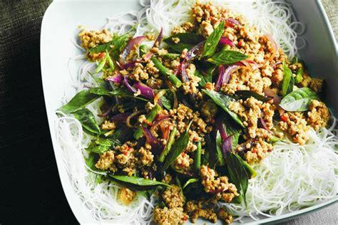 thai pork stir fry