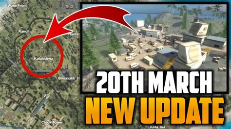 It'll be a female character named a new map called training grounds is also coming along. Free Fire New Update Logo - Game and Movie