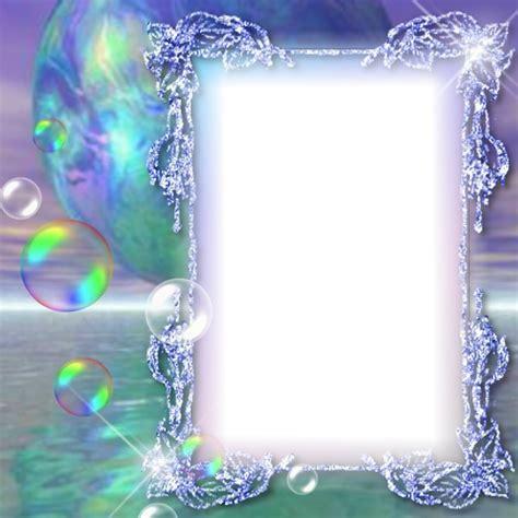 photo montage cadre bulles pixiz