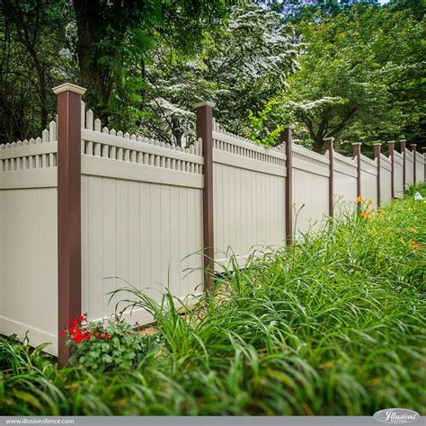 vinyl fencing ideas 17 best ideas about vinyl fence panels on pinterest white vinyl fence vinyl privacy fence and