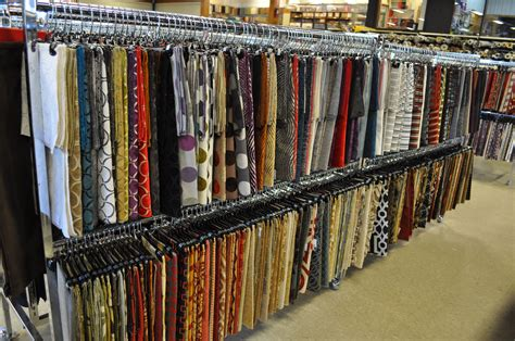 Upholstery Fabric Stores fabric store one day in chicago