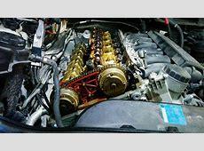 BMW N52N54 Camshaft Bearing Ledges