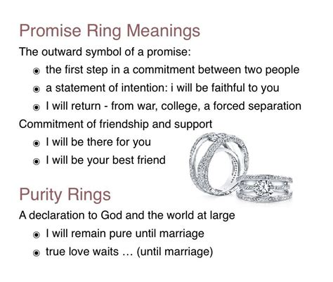 promise ring meaning for bridal wedding jewelry shopping buying rings with