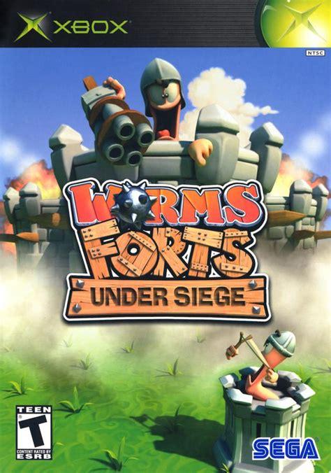 siege microsoft usa worms forts siege xbox