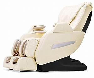 Full Body Zero Gravity Shiatsu Massage Chair Recliner W