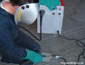 Setting Wire Feed Speed