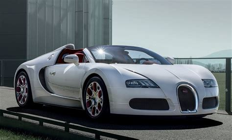Bugatti Veyron Grand Sport Wei Long (2012