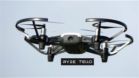 tello drone full review youtube
