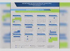 Listo el Calendario Escolar 20172018 para Tamaulipas