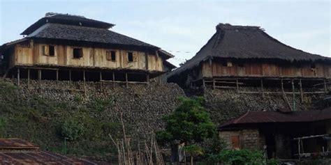 desa wisata wolotopo  ende butuh pembangunan infrastruktur