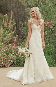 Mariage Theme Champetre : robe dentelle champetre ~ Melissatoandfro.com Idées de Décoration