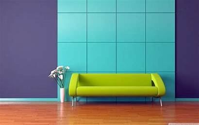 Couch Lime Background Wide 4k Desktop Sofa