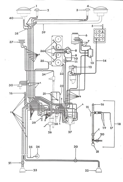 1969 Jeep Commando Wiring Diagram by Willys Jeep Wiring Diagrams Jeep Surrey