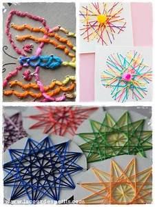 Bricolage A Faire Avec Des Petit : bricolage avec de la laine my blog ~ Melissatoandfro.com Idées de Décoration