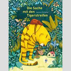 Die Sache Mit Den Tigerstreifen  Orell Füssli Verlag