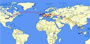Asia Miles Flight Award Chart Ins And Outs Of Lufthansa 39 S 3 Region Award Chart Points