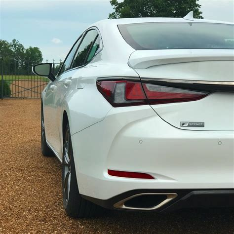 2019 Lexus Es 350 F Sport Review