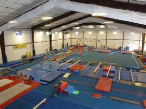 Gymnastics Gym Floor