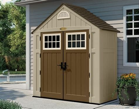suncast alpine shed alpine 7x3 resin shed resin storage shed kit by suncast