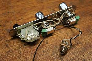 Emerson Telecaster Wiring Harness