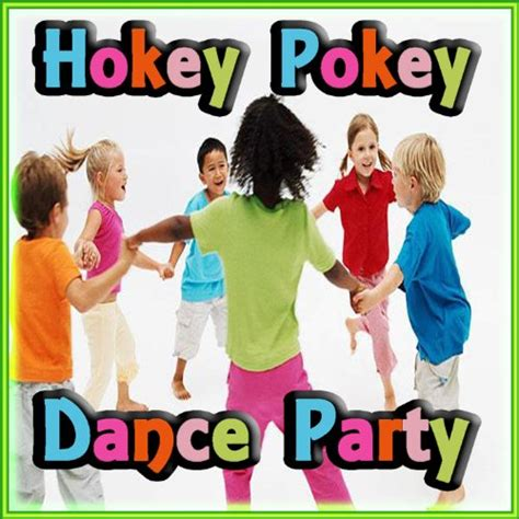 hokey pokey dance party mix  hokey pokey djs  amazon