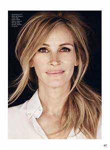 JULIA ROBERTS in Elle Magazine, Canada November 2017 Issue ...