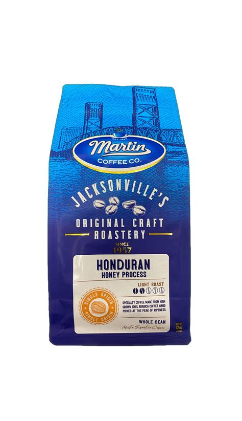 Honey processed coffee is a fairly new term, originating in the last 10 years or so. HONDURAN - HONEY PROCESS - Martin Coffee Company