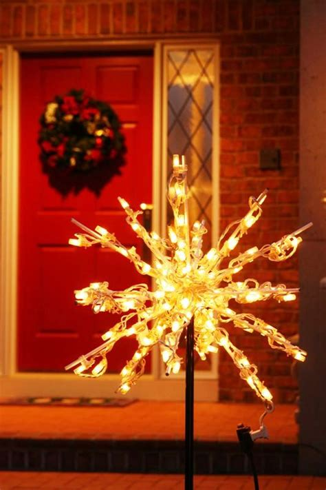 exterior christmas lights decorations ideas
