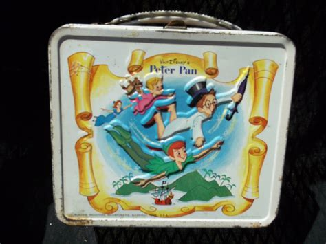 1969 Peter Pan Lunch Box