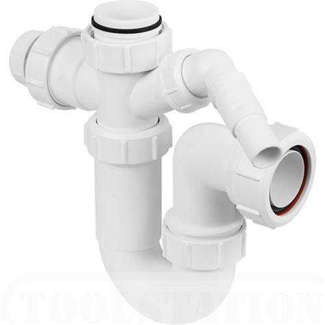 combi boiler discharge mcalpine waste trap diynot forums