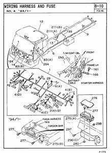 Mitsubishi Triton Headlight Wiring Diagram