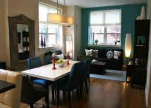 living room dining room paint ideas painting open dining to living room with teal blue accent wall painting colors ideas for room