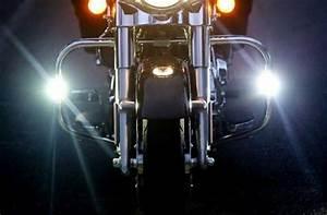Cirius Led Daytime Running Light Led Strip Kit For Motorcycle Engine Guard Or Highway Bars