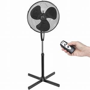Ventilateur Sur Pied Pas Cher : acheter bestron ventilateur sur pied avec t l commande 45 ~ Dailycaller-alerts.com Idées de Décoration