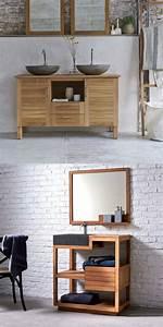 meuble en teck entretien et petits conseils With entretien meuble en teck salle de bain
