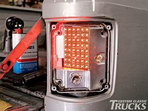1979 Chevy C10 Led Taillight Conversion Kit Install