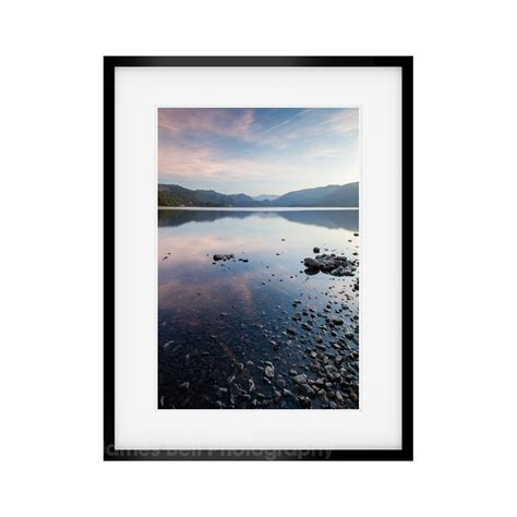 lake district photography prints  derwentwater
