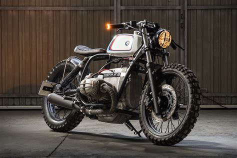 siege ford bmw r100 par cafe racer dreams effronté
