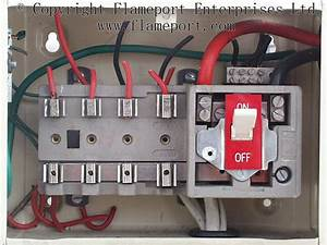 Mem 4 Way Metal Fuse Box